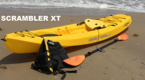 Rent the Ocean Scrambler XT Kayak