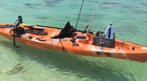 Destin Kayak Rentals - Vibe Sea Ghost 130 Kayak