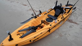 Hobie Mirage Outback Kayak Rental