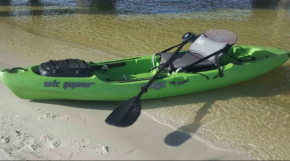 Jackson Skipper 10 Kayak - Destin Kayak Rental
